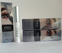 Original FEG Eyelash Growth Liquid FEG 100% herbal 7 days fuller eyelash serum growth eyebrow