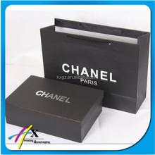 famous brand paper bag factory accept custom order