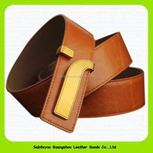 15205 New design fashion luxury leather cowhide men's belt