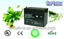 Shen Zhen Lead acid battery /UPS battery/12V55AH Battery