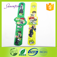 ShuangFeng brand free sample of fashion kids slap watch
