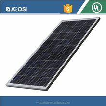 Solar Panel Making Machine 95MW~115MW Size and Crystalline Material Solar Panel for RV