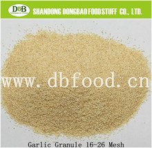 dehydrated Garlic granules factory price 100% natural Garlic granules