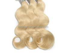 how to get a color platinum blonde body wave hair