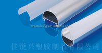 T5 T8 T10 LED Tube Aluminum Extrusion Housing/shade/shell/component/parts