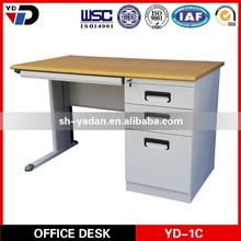 On sale wooden executive office desk in stock for Germany market