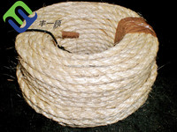 Sisal Rope Twisted Oiled/ Unoiled