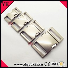Metal belt buckles for luggage, bags, dog collars