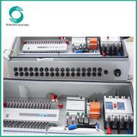 18 strings pv solar combiner box module junction box