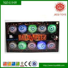 2015 bambini giocattoli halloween giocattolo controllo vocale fantasma occhi chiari stringa giocattoli per la vendita