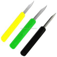 Office school ABS cutter folding utility knife