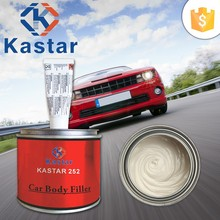Trade Assurance $30.000 factory Polyester Putty For Auto Refinishing