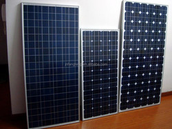High Power 80 Watt Solar PV Panel with Nice Rejection of Heat, 5-25 Years Warranty
