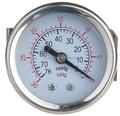 Pequeno medidor de pressão