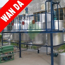 small factory crude palm oil kernel processing machine