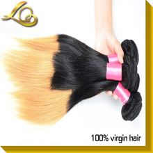 2015 Hot Selling Item Beauty Bundles Fusion Extension Ombre Color Hair Extension