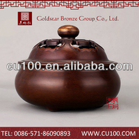 Copper Antique Guaranteed Quality Censer And Thurible