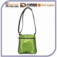 Waterproof PVC Messenger Bag/PVC Shoulder Bag With Long Strap