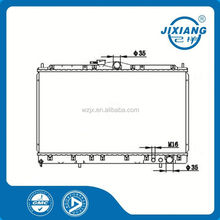 Brazing Radiator /Aluminum Radiator /Automotive Radiator Grille For Mazda B2500'96-99 B2200 MT OEM :WL22-15-200A/B/C