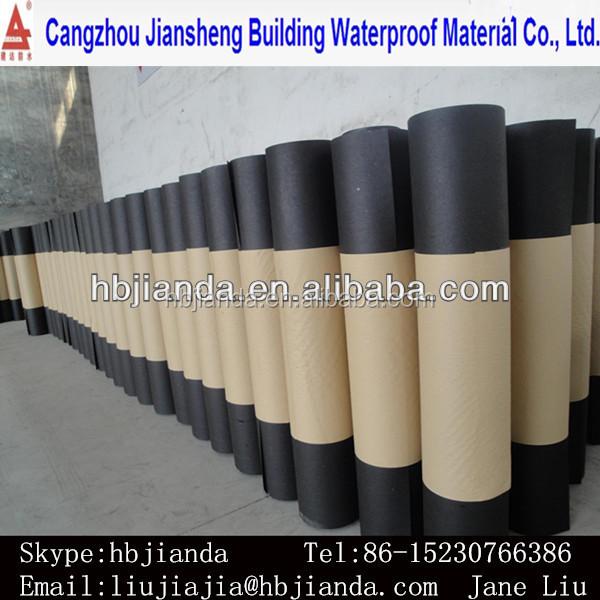 ASTM waterproof roofing asphalt sheet
