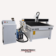 cnc 1215 plasma cnc engraver for cutting steel material