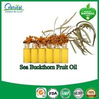 Factory Supply Organic Seabuckthorn Fruit Oil