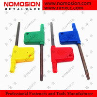 High precision wrench,Torx drive wrench T15 for indexable milling cutter /Torx wrench