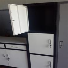 professional kitchen cupboard manufacturer steel wooden kitchen cabinet