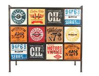 Industrial Side board