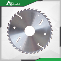 Gang Rip Circular Saw blade with wiper