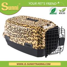 Wholesale pet carrier cage portable rain cover for pet house