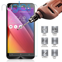 Mobile Phone Accessory for Asus Glass Screen Protector, Clear Tempered Glass Screen Protector for Asus zenfone 2 OEM/O
