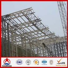 steel structure dome shed price