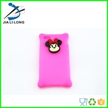 Silicone blu cell phone cases for iphone 5 for iphone 5s