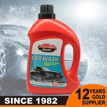 high quality car wash shampoo golden supplier dirt remover