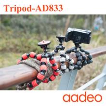 AADEO wholesale Flexible Leg Gorillapod Type Mini Tripod for Digital Camera and smart phone 1