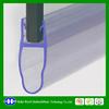 rubber glass shower door seal strip