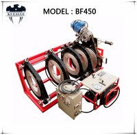 Butt Fusion Welding Machine for HDPE LDPE PP PE pipe