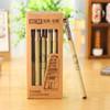 Cheapest wholesale school stationery gel ink pen factory v1698