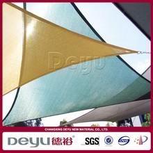 outdoor shade sailing