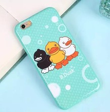 Popular yellow Duck New case for iphone 6 6 plus, for iphone 6 case new , for new case iphone 6 hot 2015