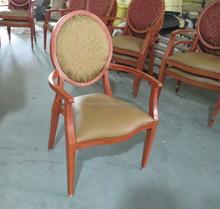 iron hotel furniture hotel chair/rental banquet chairs