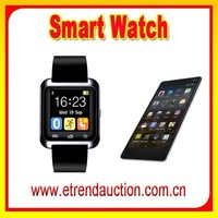 New Cheap 1.5inch Bluetooth U80 Smart Watch with Selfie Function Touch Screen China Smart Watch Phone Hot Wholesale