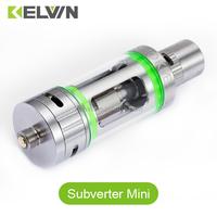 Airflow control Kelvin Sub Ohm Tank Mini/vapor zone with BODC coil New e-cig