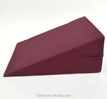 Pillow Foam Bed Wedge with Removable Cover
