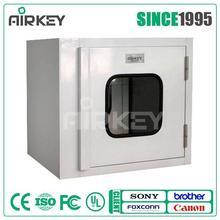 Professional electronic interlock pass box/transfer window/air shower pass box