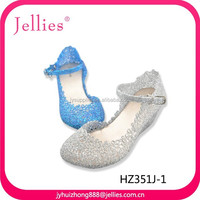 Dancing Pvc Jelly Sandals Shoes, Plastic Footwear