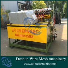 High frequency& high efficiency Pneumatic galvanized pet breed mesh welding machine(OEM)