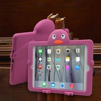 New Customized for ipad mini case,cheap price for apple ipad mini accessories,silicone case for tablet pc