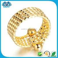 Hot New Products For 2015 Gold Expandable Rings